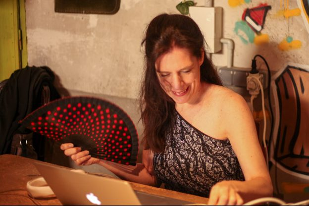 Tango DJ Jessica Carleson